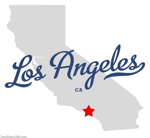 map of_los_angeles_ca